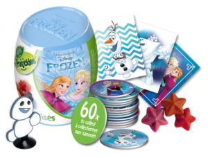 Bon Bon Buddies - Frozen Surprise Capsule