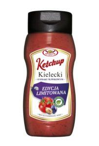 Ketchup Kielecki o smaku śliwkowym