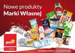 POLOmarket nowości marki własnej - grudzień 2017