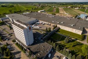 Sokołów Podlaski - zakład produkcyjny