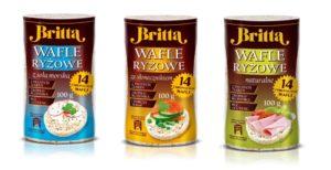 Britta wafle ryżowe