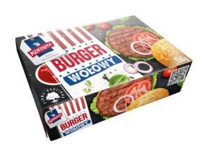 Burger wołowy Konspol