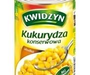 Kukurydza konserwowa 400g Kwidzyn