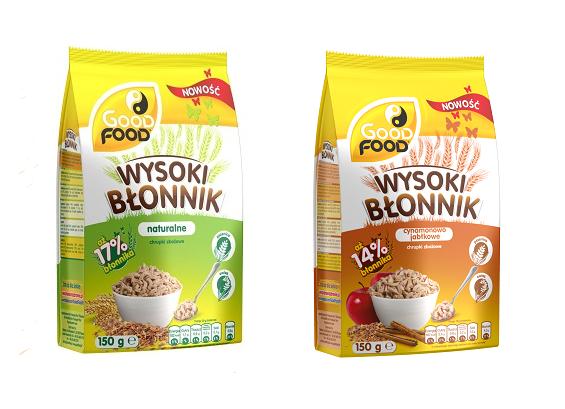 Good Food Wysoki Błonnik chrupki