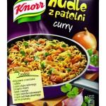 Nudle z patelni curry