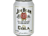 Jim Beam and Cola