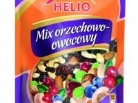 Helio Mix orzechowo - owocowy