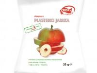 Chrupiące plasterki jabłka Crispy Natural