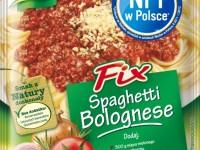 Fix Spaghetti Bolognese - Numer 1 w Polsce
