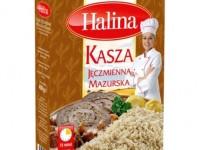 Kasza Jęczmienna Mazurska 4x100g Halina