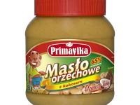 Masło orzechowe z kokosem Primavika