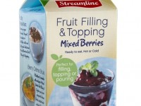 Streamline Fruit Filling Mixed Berries 500g