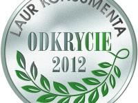 ODKRYCIE Laur Konsumenta 2012