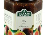 Dżem z fig - Owocowa Rozkosz