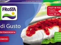 FRoSTA Filet di Gusto z sosem pomidorowym