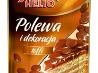 Helio - polewa toffi