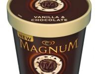 Magnum vanilla i chocolate kubek