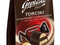 Torciki orzechowo - czekoladowe Goplana