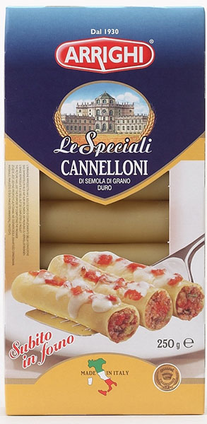 Arrighi Cannelloni - 250 gram