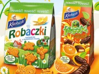 Bahlsen Krakuski Robaczki i Fasolki