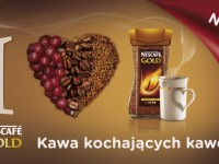 Nescafe Gold billboard