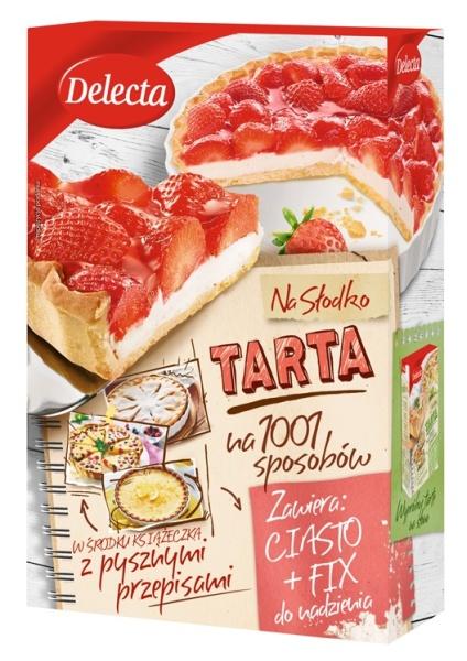 Tarta na słodko Delecta