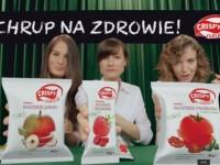 Crispy Natural spot reklamowy