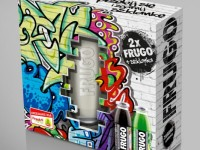 FRUGO 2Pack Graffiti