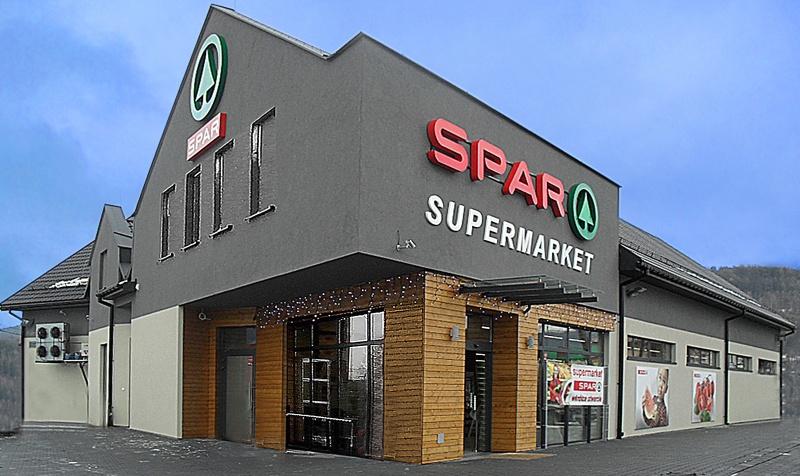 SPAR Stryszawa