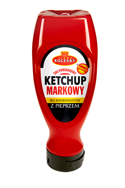 Ketchup Markowy Roleski