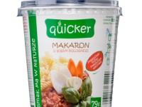 Quicker - makaron bolognese
