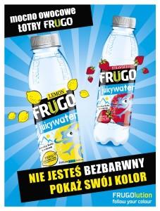 Mocno owocowe łotry FRUGO