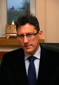 Na zdjęciu: Wacław Orzech, Prezes Zarządu ZPOW Orzech