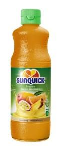Sunquick owoce tropikalne 580ml