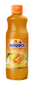 Sunquick pomarańcza 580ml