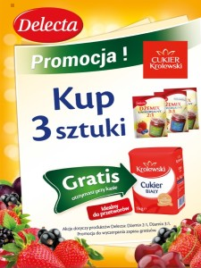 Cukier Królewski - Delecta