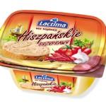 Ser topiony w kubeczku hiszpańskie przyprawy Lactima