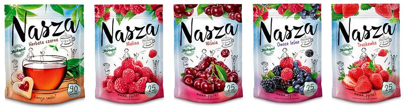 Herbata Nasza - Herbapol