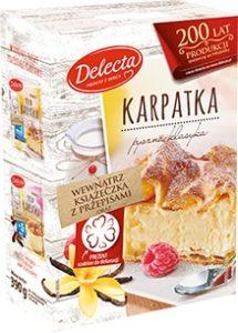 DELECTA Karpatka