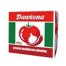 Dawtona - Przecier pomidorowy pikantny