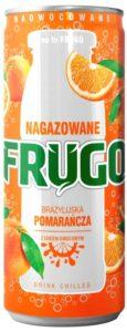 Frugo Bubble Orange 250 ml