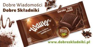 Wawel GORZKA czekolada