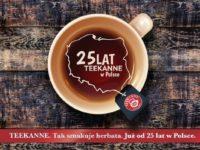 25 lat TEEKANNE w Polsce