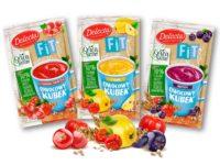 Delecta owocowy Kubek FIT mix smakow
