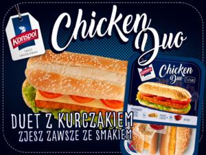 Chicken Duo - Konspol