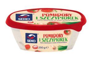 SEKO filety śledziowe w sosie śmietanowym 250 g