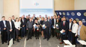 Carrefour - podpisanie kontraktów farmerskich