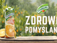 Spot Tymbark - sok 100% Pomarańcza