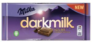 Milka darkmilk Alpine Milk