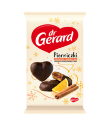 dr Gerard pierniczki w czekoladzie